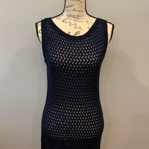 COPY - Cozy new Fishnet Maxi Beach dress